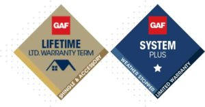 GAF roof shingle warranty