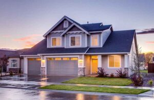 Dark gray is the best colour for roofing in Vaughan